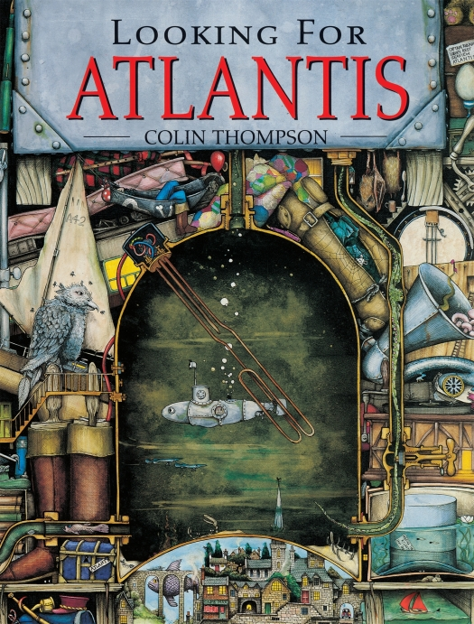 'Looking For Atlantis'