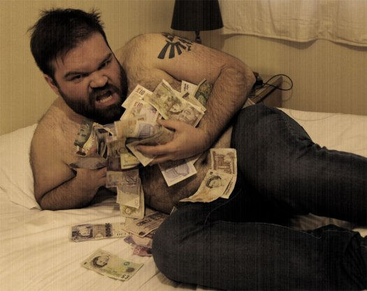 This is best pic of Jordan Raskopoulos on the internet. He really is the Cashman.