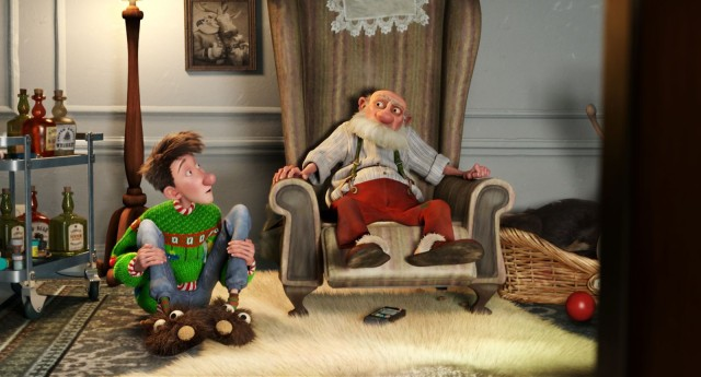from 'Arthur Christmas'
