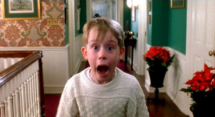 Kevin is Home Alone